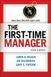 Книга The First-Time Manager автора Loren Belker