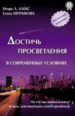 скачать книгу Достичь просветления в современных условиях автора Елена Евграфова