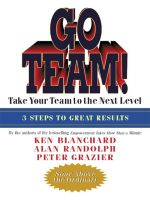 скачать книгу Go Team! Take Your Team to the Next Level автора Alan Randolph