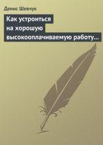 скачать книгу Как устроиться на хорошую высокооплачиваемую работу и построить успешную карьеру автора Денис Шевчук