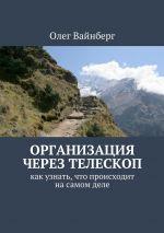 скачать книгу Организация через телескоп. Как узнать, что происходит насамомделе автора Олег Вайнберг