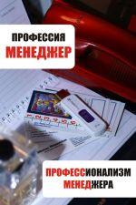 скачать книгу Профессионализм менеджера автора Илья Мельников