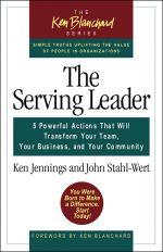 скачать книгу Serving leaders автора Ken Jennings