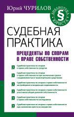 скачать книгу Судебная практика. Прецеденты по спорам о праве собственности автора Юрий Чурилов
