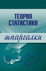 скачать книгу Теория статистики автора Инесса Бурханова