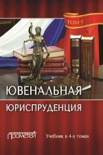 скачать книгу Ювенальная юриспруденция. Том 1 автора  Коллектив авторов