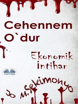 обложка книги Cehennem O'Dur автора Lambert Timothy James
