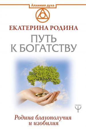 обложка книги Путь к богатству. Родина благополучия и изобилия автора Екатерина Родина