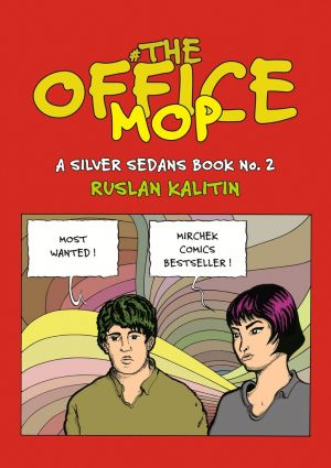 обложка книги The Office Mop. Silver Sedans No.2 автора Ruslan Kalitin